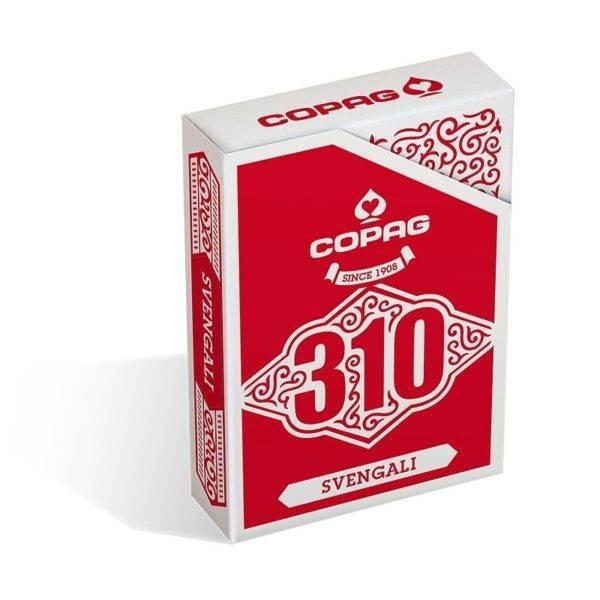 Capg 310 SLimline Svenagli Kartenspiel