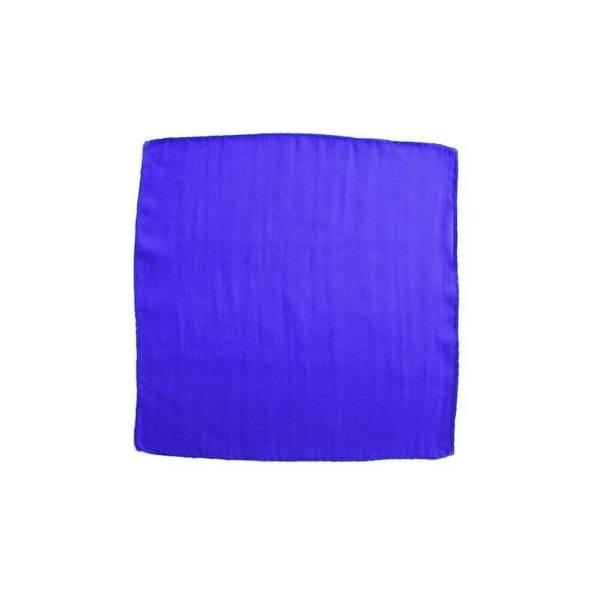 Seidentuch 45cm Blau