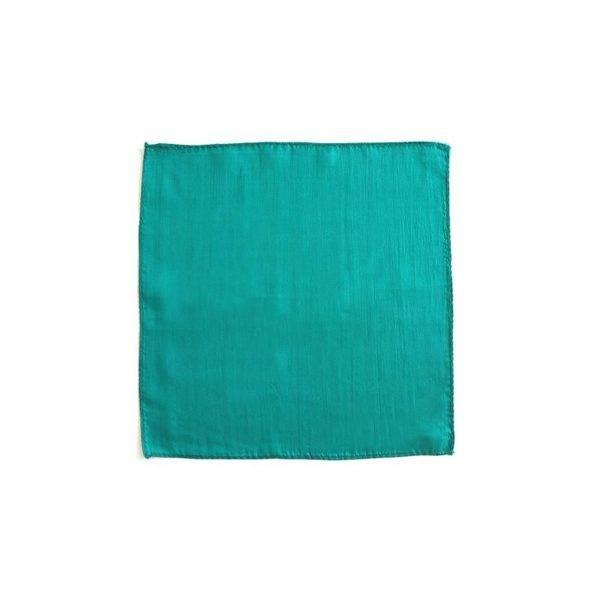 Seidentuch 45cm Emerald