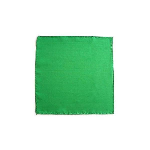 Seidentuch 45cm Grün