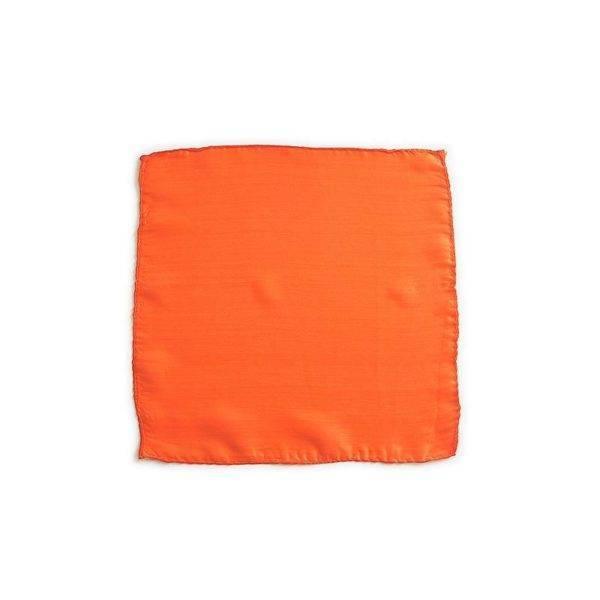 Seidentuch 45cm Orange