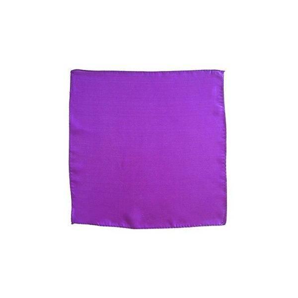 Seidentuch 45cm Violett