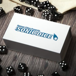 Sonic Dice by Hanson Chien