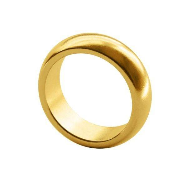 Magnetring Gold