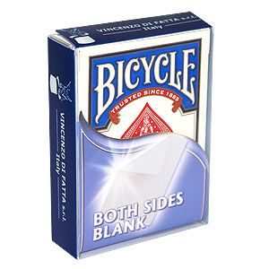 Doppelblanko Bicycle